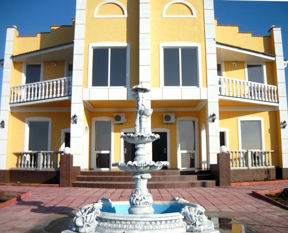 Отель у моря (п.Береговое   Крым)