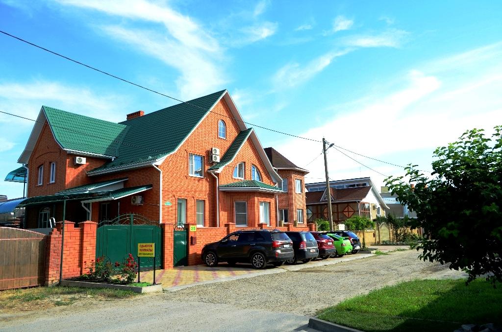 Гостевой дом На Николаевской (Ейск)