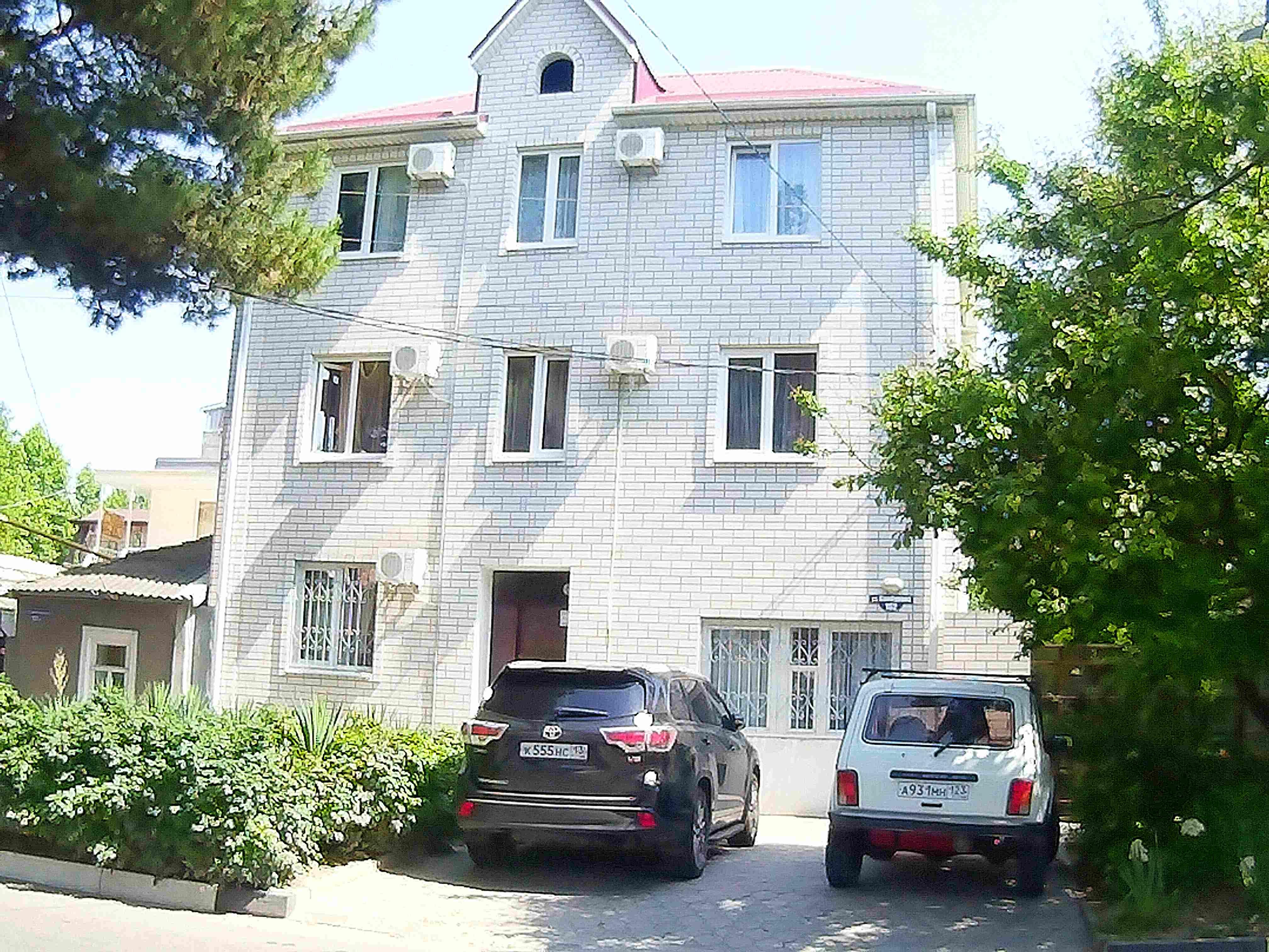 Гостевой дом Эрсико (Анапа)