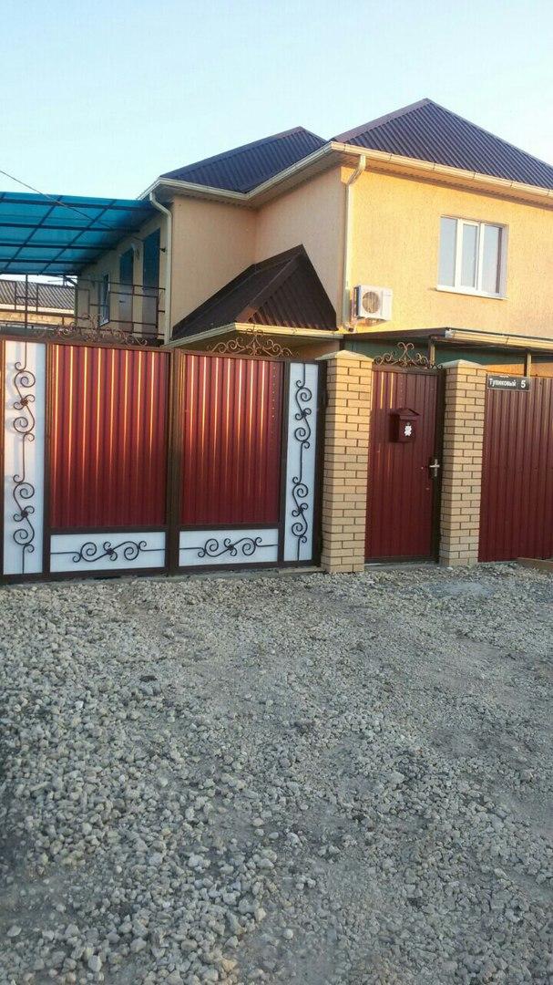 Гостевой дом Матроскин (Голубицкая)