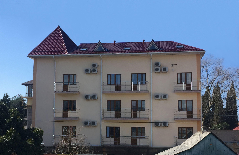 Гостиница «Атлантис» (п.Лазаревское)