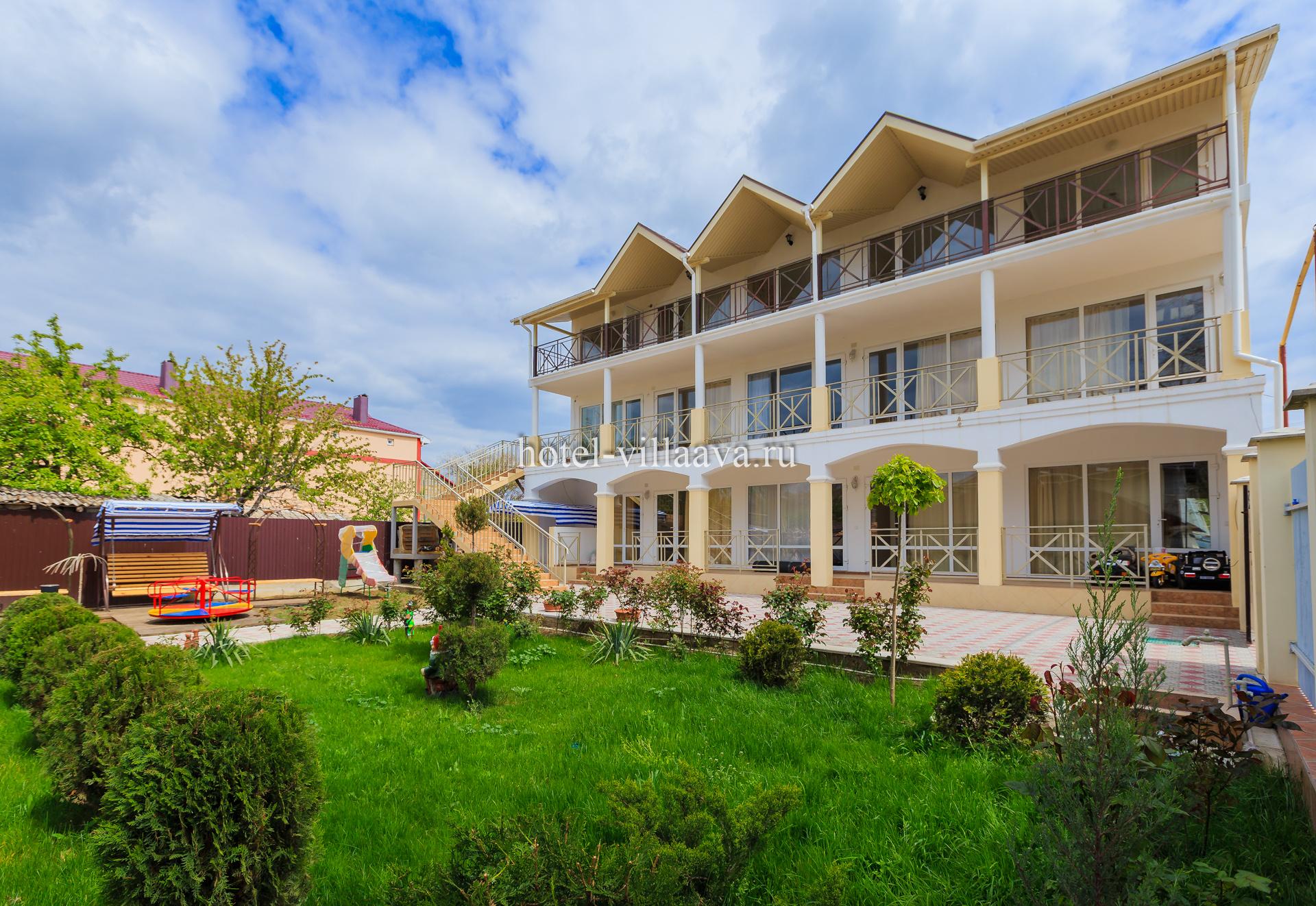 Гостевой дом Вилла Ава (Феодосия | Крым)