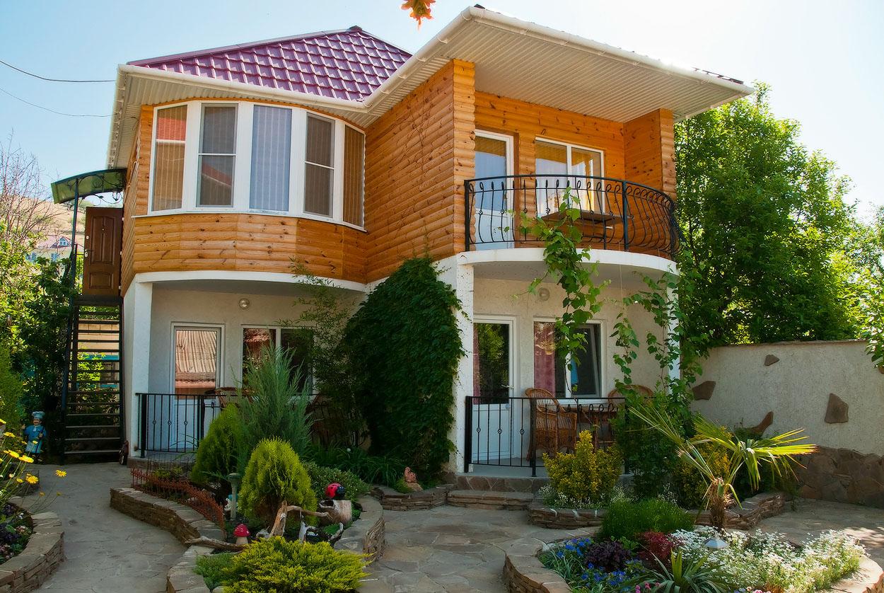 Гостевой дом Гармония (Алушта | Крым)