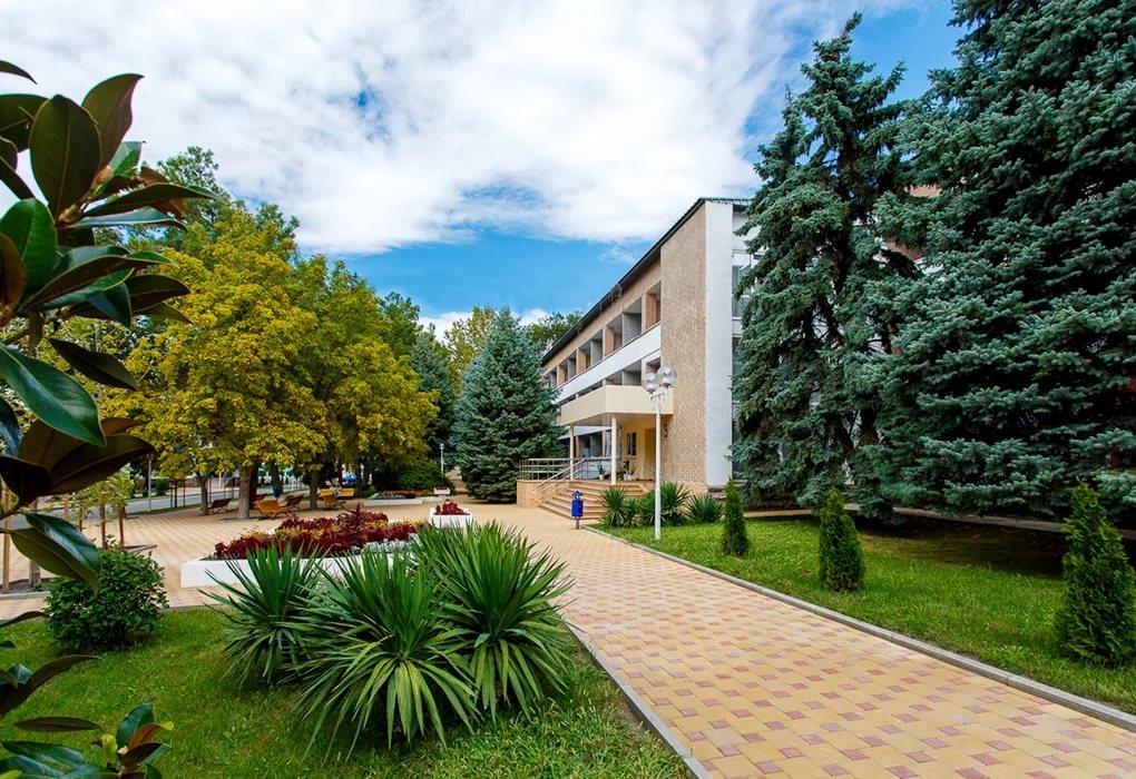Пансионат Приморский (с.Дивноморское)