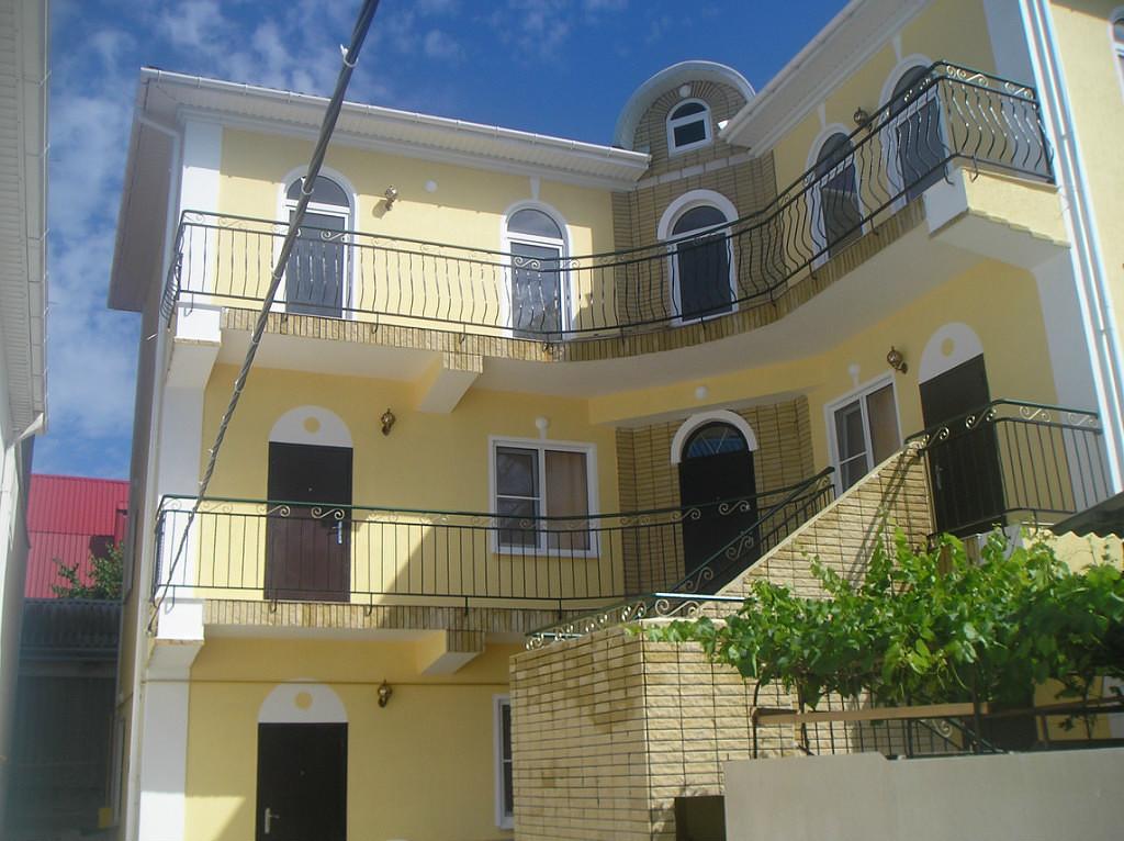 Гостевой дом Солнечный (Анапа)