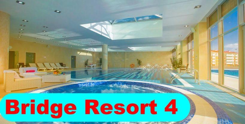 Отель Bridge Resort Брижд Ресорт (Сочи)
