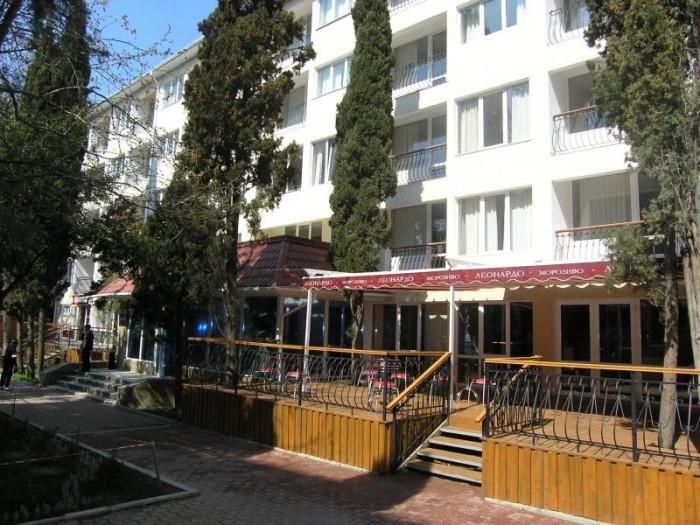 Гостиница Чайка (Гурзуф | Крым)