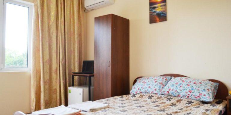 2-х местный номер с одной 2-х спальной кроватью