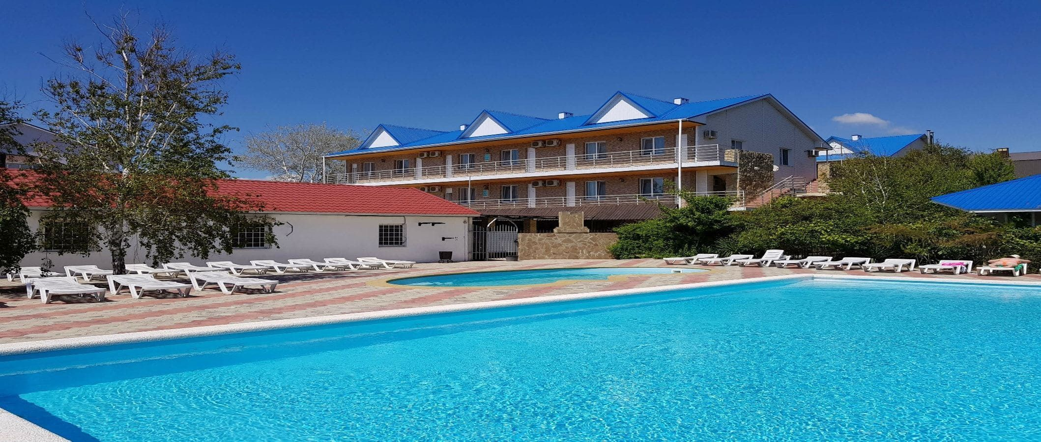 Отель Астон (Джемете | Анапа)