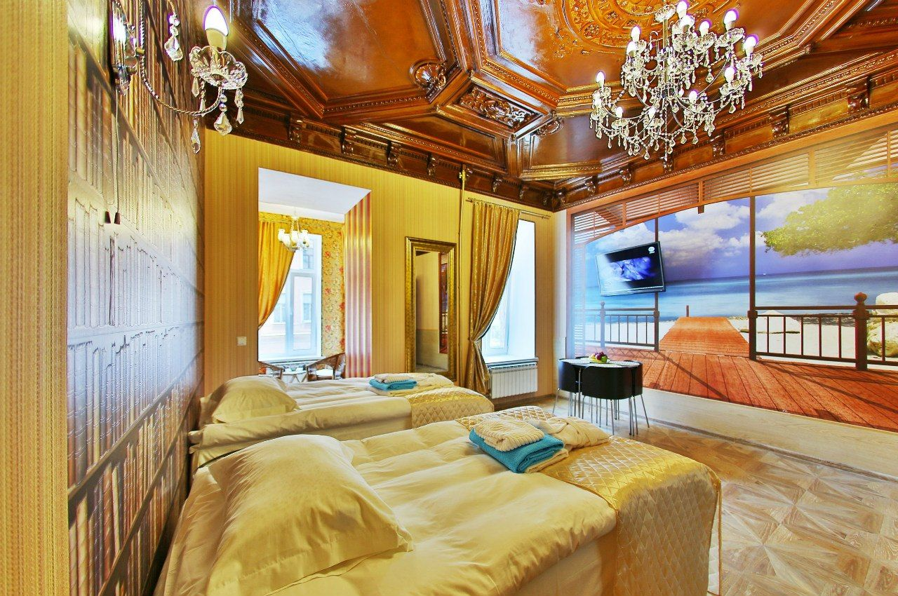 Отель «Невский Ампир» (Санкт-Петербург)