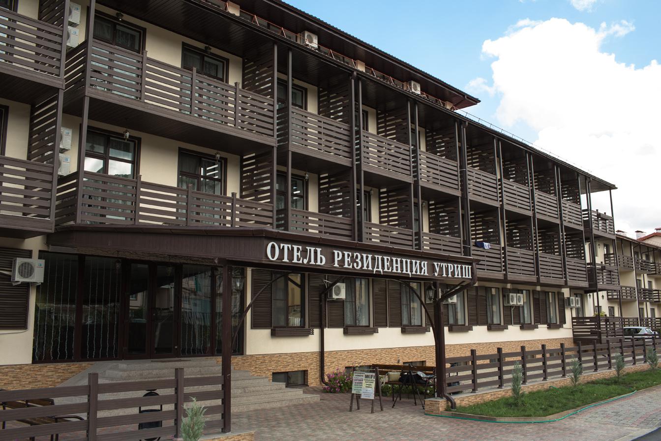 Отель «Резиденция Утриш» (п.Сукко)