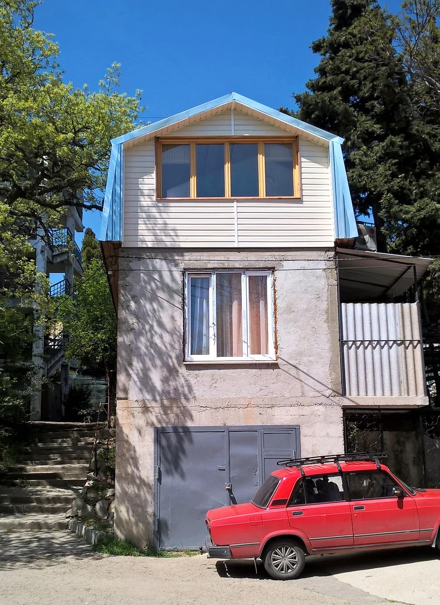 Гостевой дом «На Западной» (Алупка | Крым)