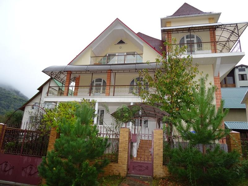 Гостевой дом «Снежный барс» (Сочи | Красная Поляна)