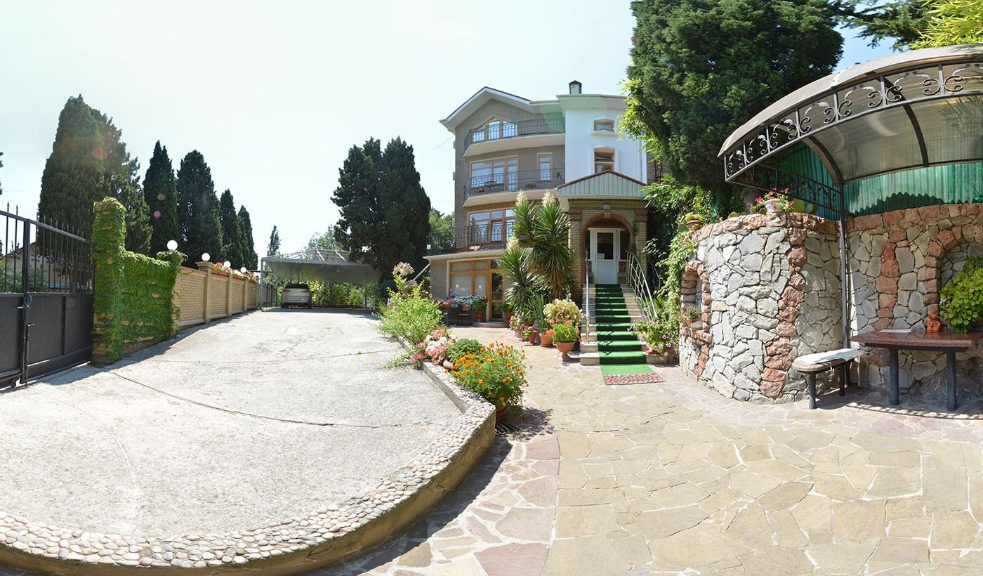 Гостевой дом «Чайка» (Ялта | Крым)