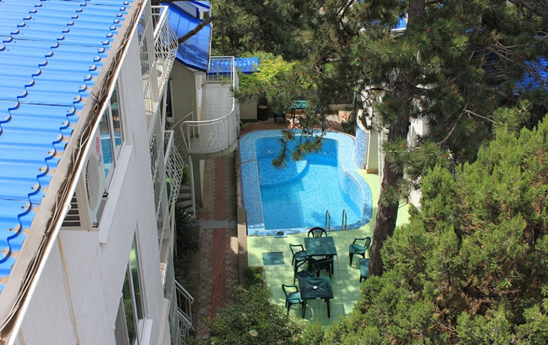 Гостевой дом «АнНи» (Гаспра | Крым)