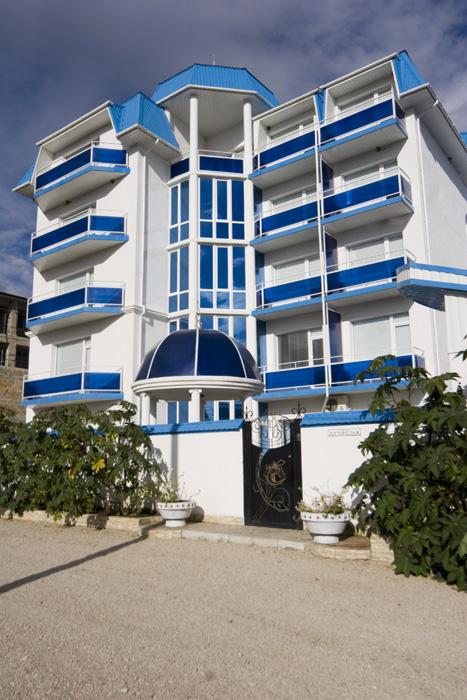 Отель «Лучистый» (Судак | Крым)