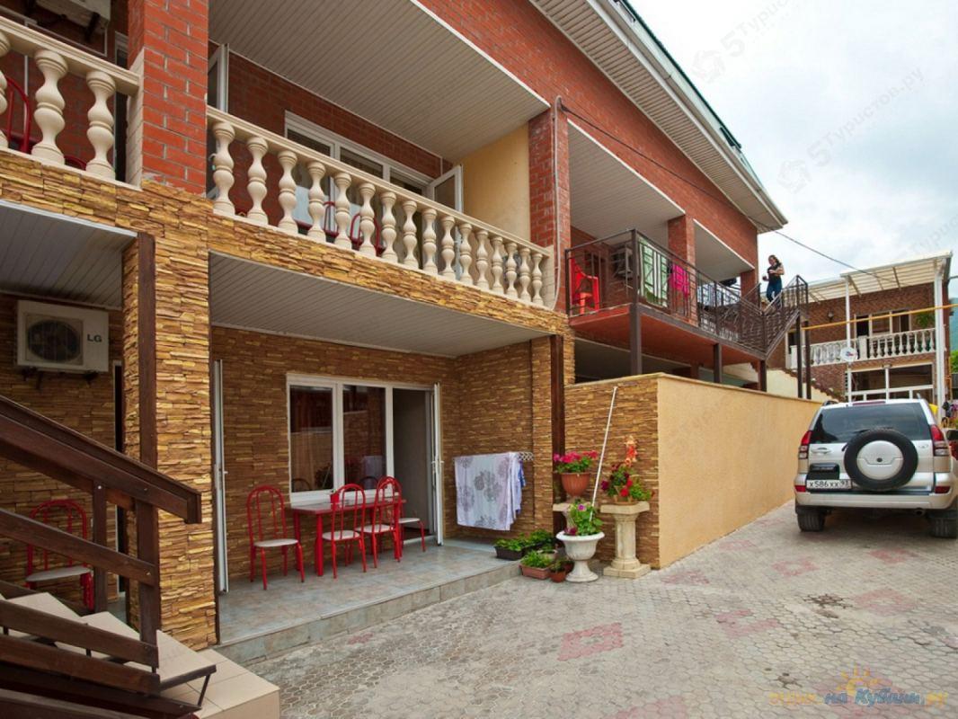 Гостевой дом «Агина» (Геленджик)