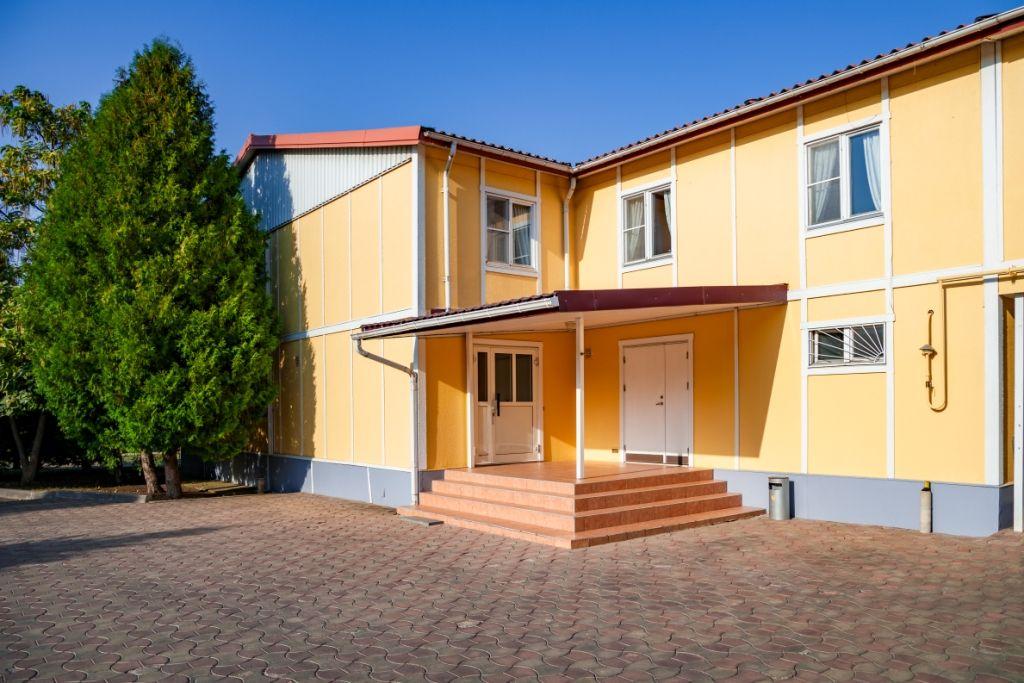 Гостиничный комплекс «Шведская деревня» (Тимашевск)