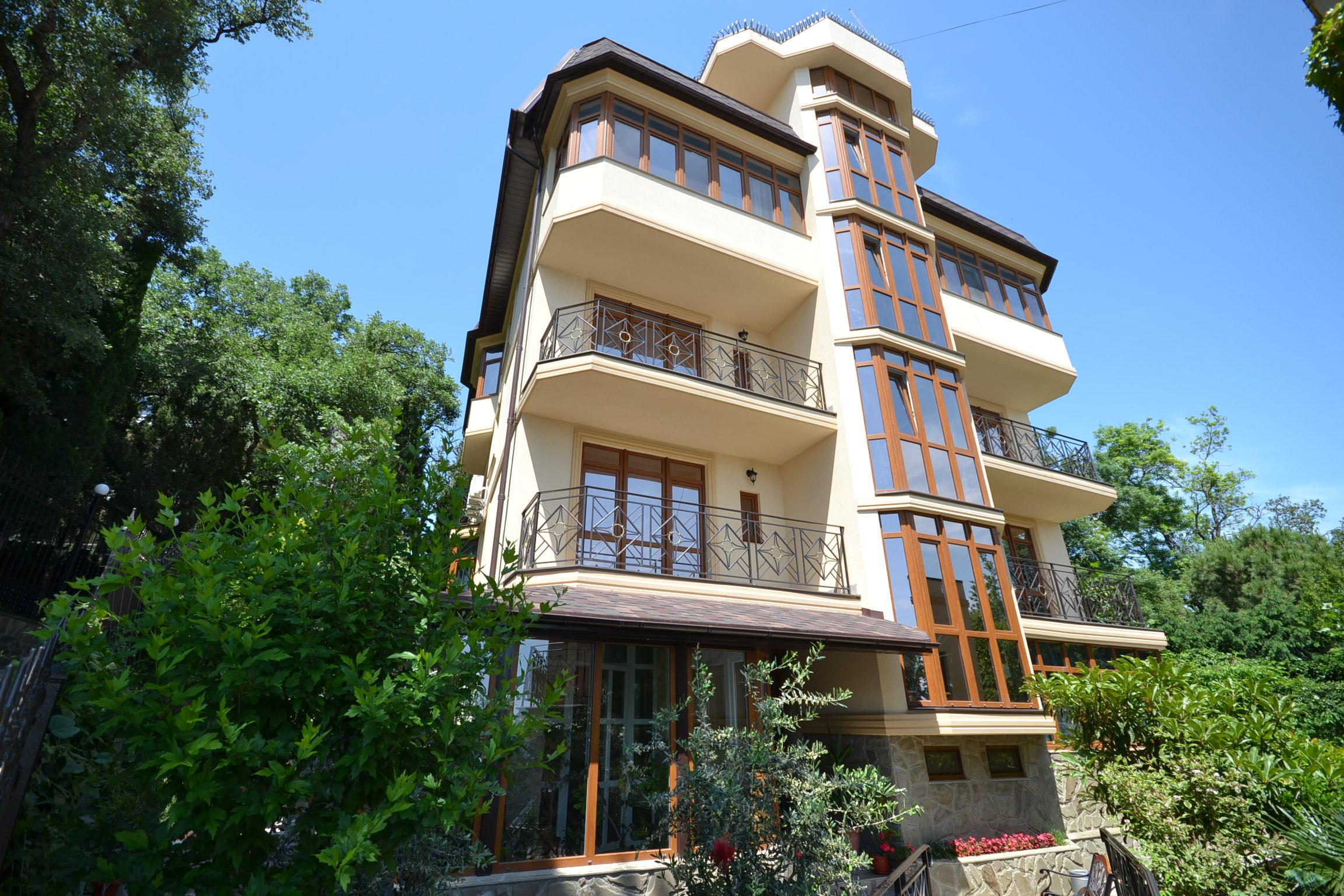Гостевой дом Баттерфляй-Мисхор (Мисхор|Крым)