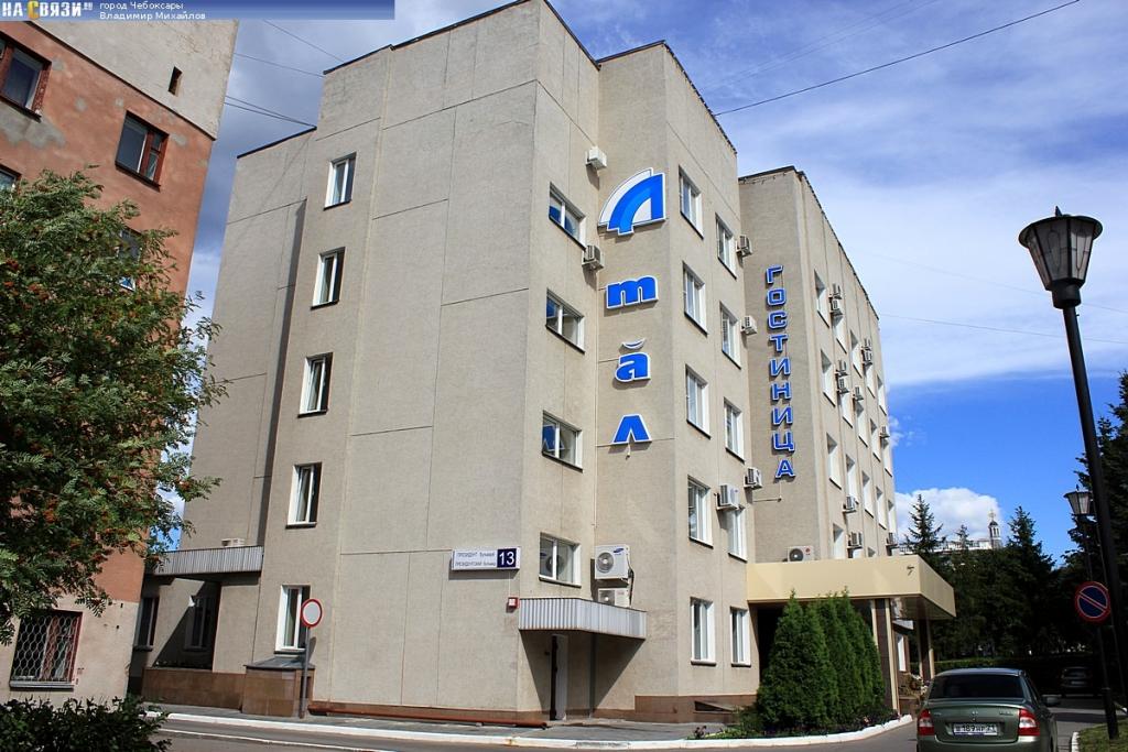 Гостиница Атал (Чебоксары)