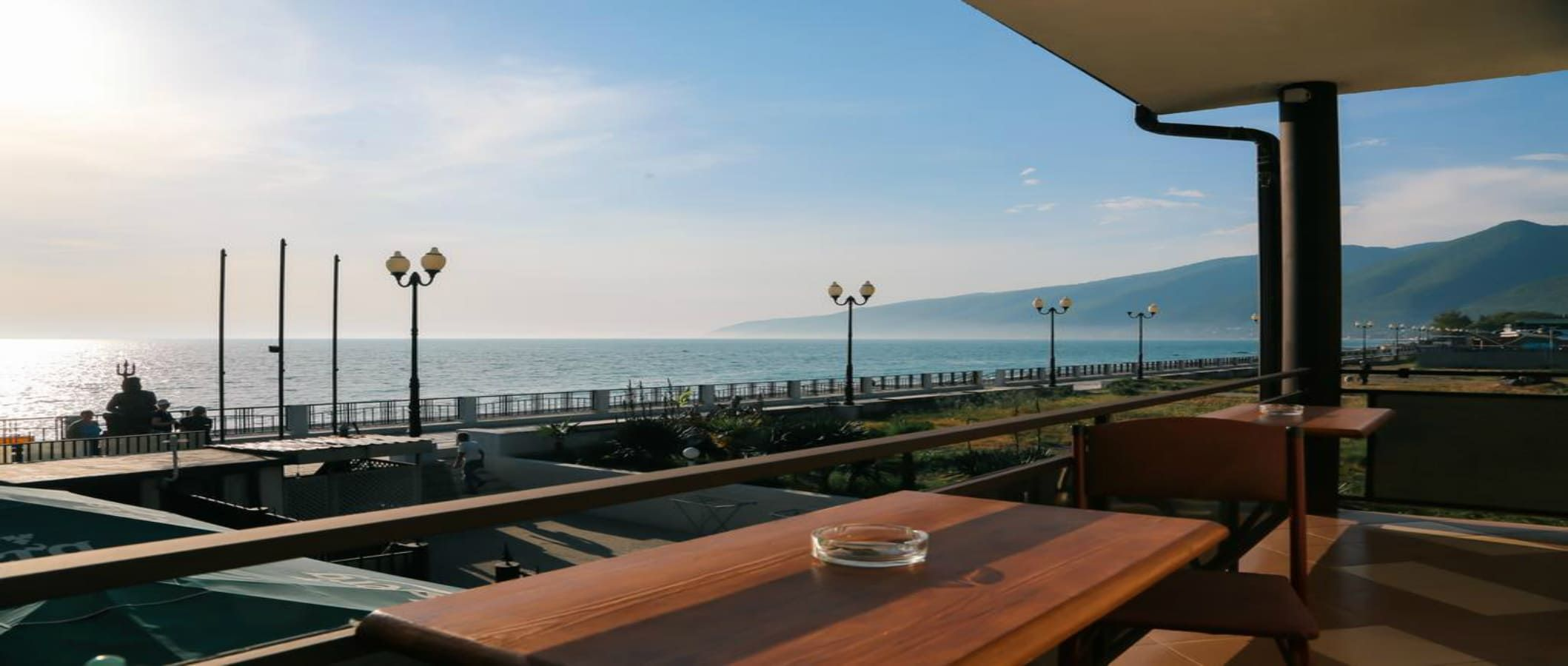Отель Hotel-club Poseidon (Гагра|Абхазия)