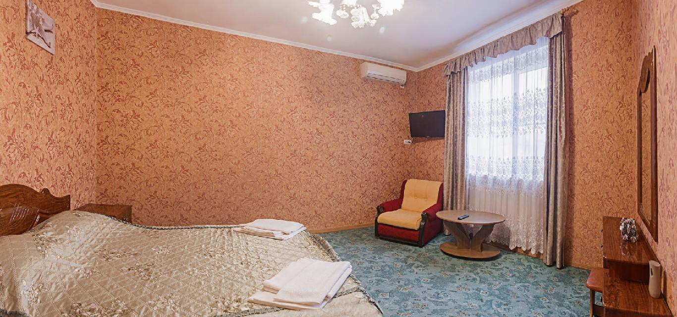 Мини отель VIVIR (Краснодар)